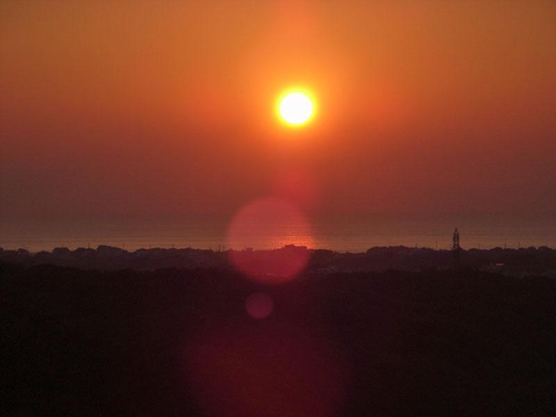 071125夕陽2