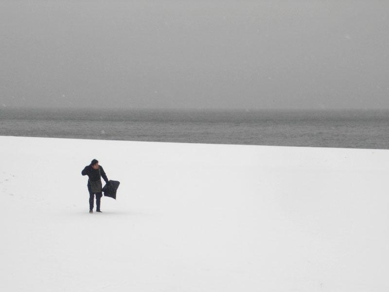080201雪の三浦海岸2