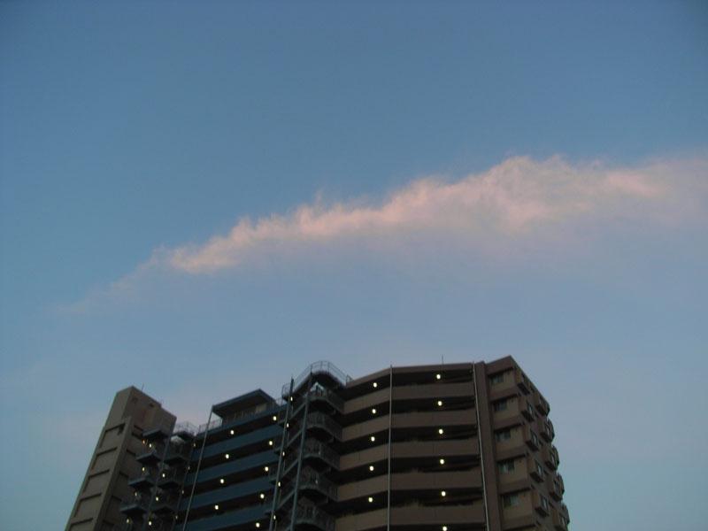 080514今日の夕雲3