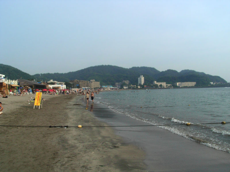 080713逗子海岸ライブ1