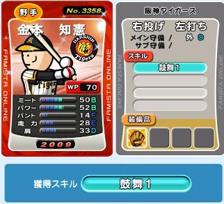 金本0909