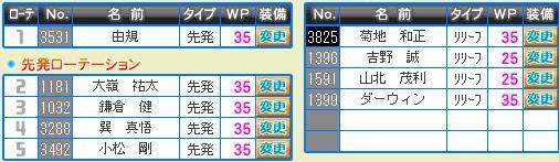 WP45 投手