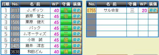 WP45野手