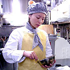 パティシエ 松田佳子さん