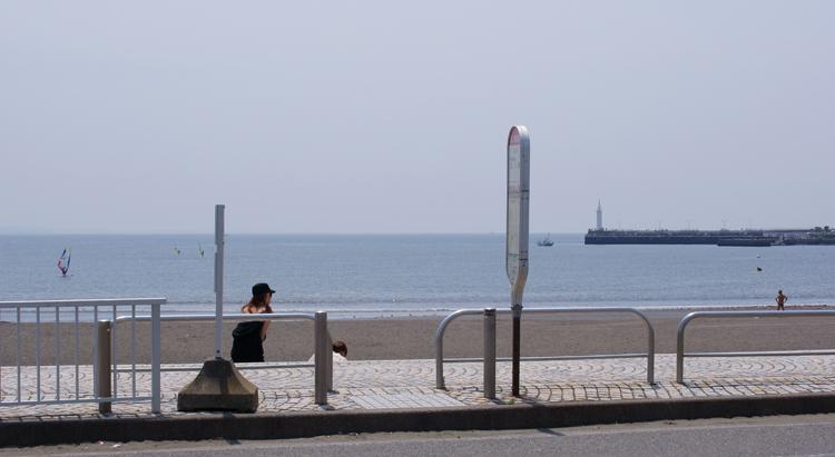 海を見ていた午後2