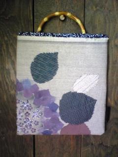 小雨と紫陽花