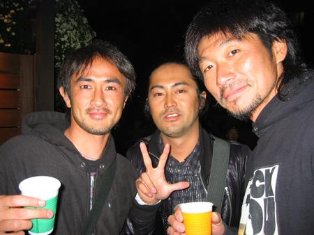 RYU&GOCCI&TAKAOさん
