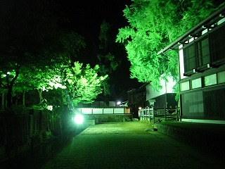 s-ライトアップ