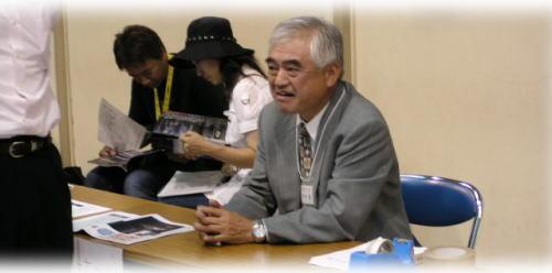 泉州ハネ研の会長さん