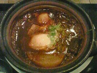八丁味噌のビーフシチュー
