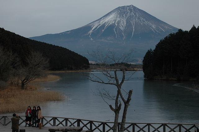 田貫湖から