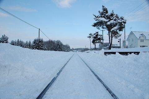 電車が来ない^_^;