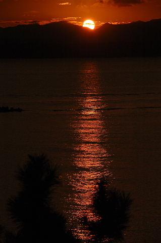 朝陽ー指宿