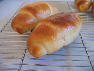 鬼門のロールパン