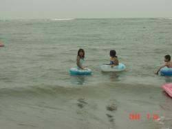 海水浴子1
