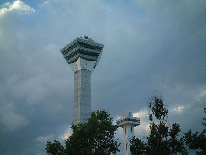 新旧五稜郭タワー