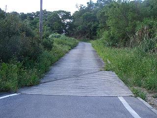 ひろみ園への道