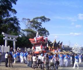 1008秋祭り