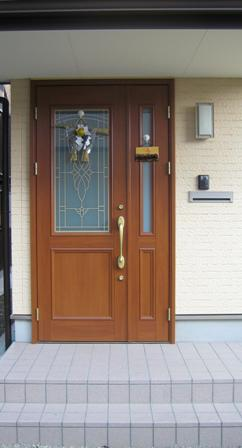 20070103新年玄関