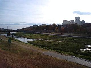 鴨川公園2