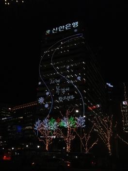 ソウルの夜景