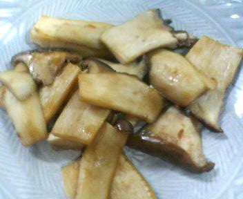 中国海鮮ソース炒め