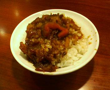 ヒゲ張魯肉飯