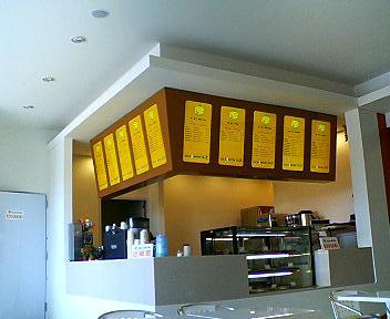 冰館(アイスモンスター)でマンゴーアイス