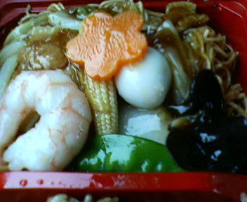 京華楼のお弁当