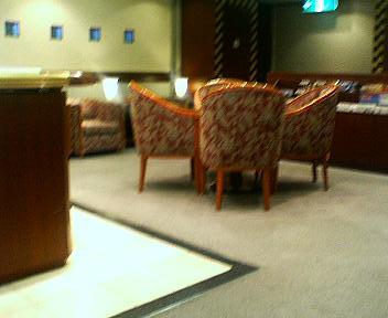 関西空港カードラウンジ