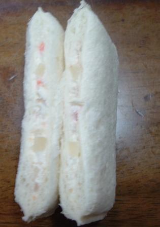 ランチパックポテトサラダ