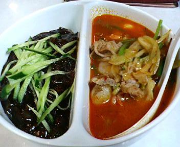 中華料理北京のチャジャン麺