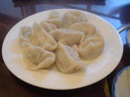 青香延で延辺料理