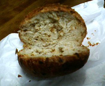 墨絵の玉ねぎパン