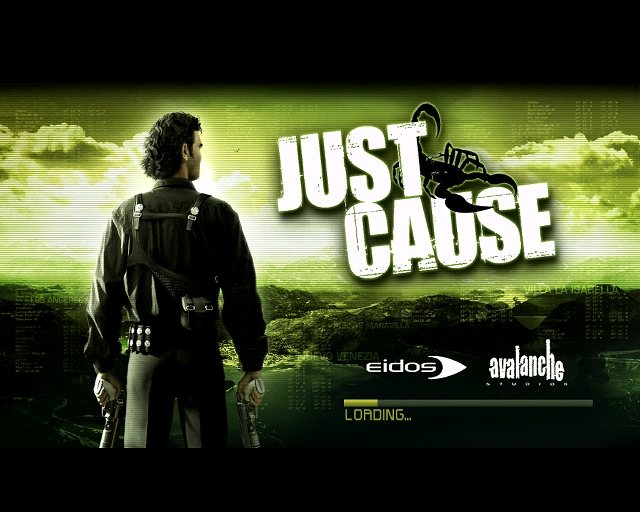 Justcause No 1