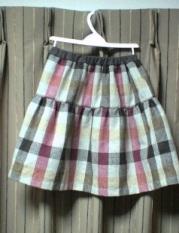 1015おそろいスカート