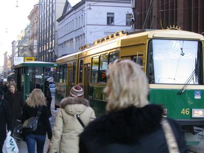 北欧留学の薦。 「ヘルシンキの交通機関はどんな感じ?」