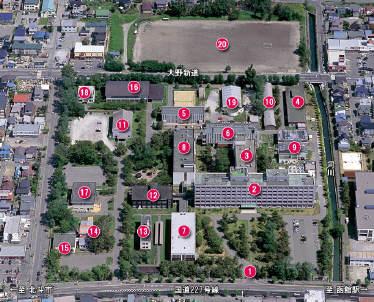 水産学部・函館キャンパス