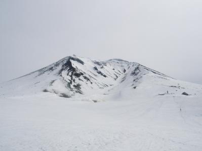 北海道最高峰