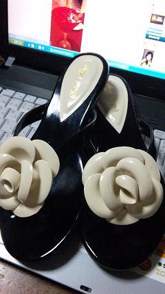 camera sandal