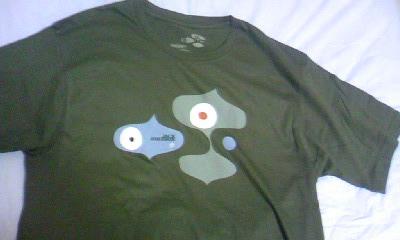 ジャック・ジョンソンのTシャツ
