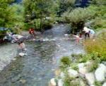 烏川緑地 風景・人々
