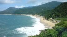 8月21日の海