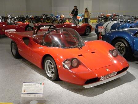 Fiat Abarth Sport Spider2000