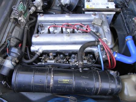 Giuliaエンジン1