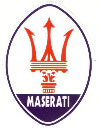 MASERATI EMBLEM1