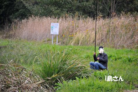 釣りとラン2