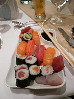久しぶりのお寿司♪
