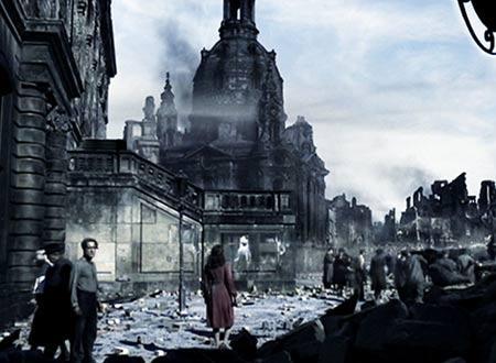 ドレスデン、運命の日-1