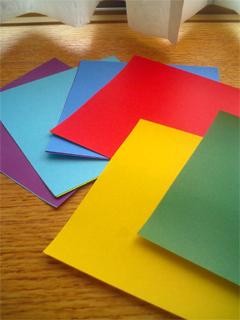 ヨーロッパ折り紙